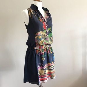 Anthropologie Leifnotes Tunic Dress